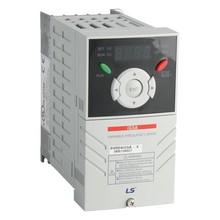 LSIS Testgerät - SV008iG5A-4 0.75kW Frequenzumrichter inkl. Unterbau-EMV-Filter