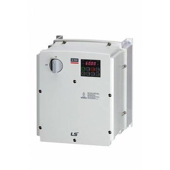 LSIS LSLV0040S100-4EXFNS 4kW Frequenzumrichter, EMV Filter, IP66