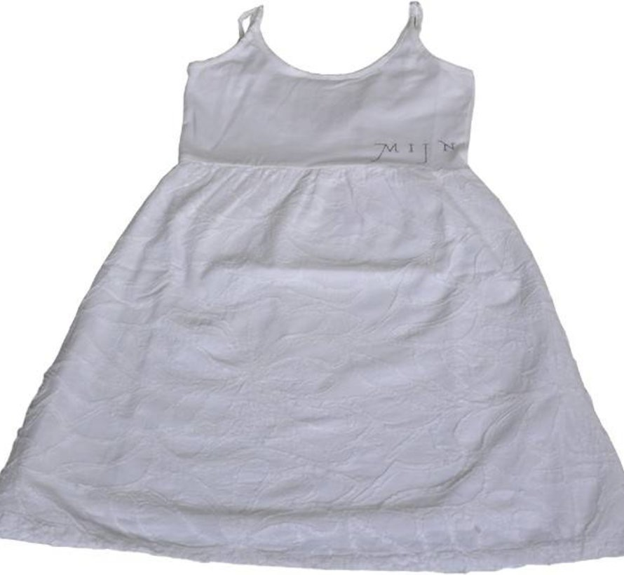 Feestelijk sportief zomerjurkje van MIJN-kleding