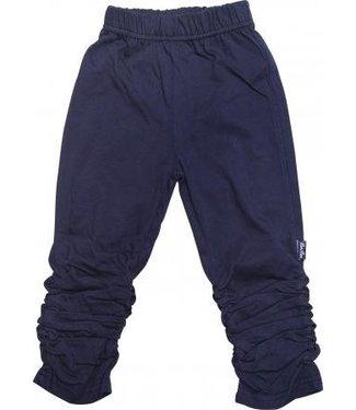 PomPom OP=OP legging navyblauw, maat 140/146