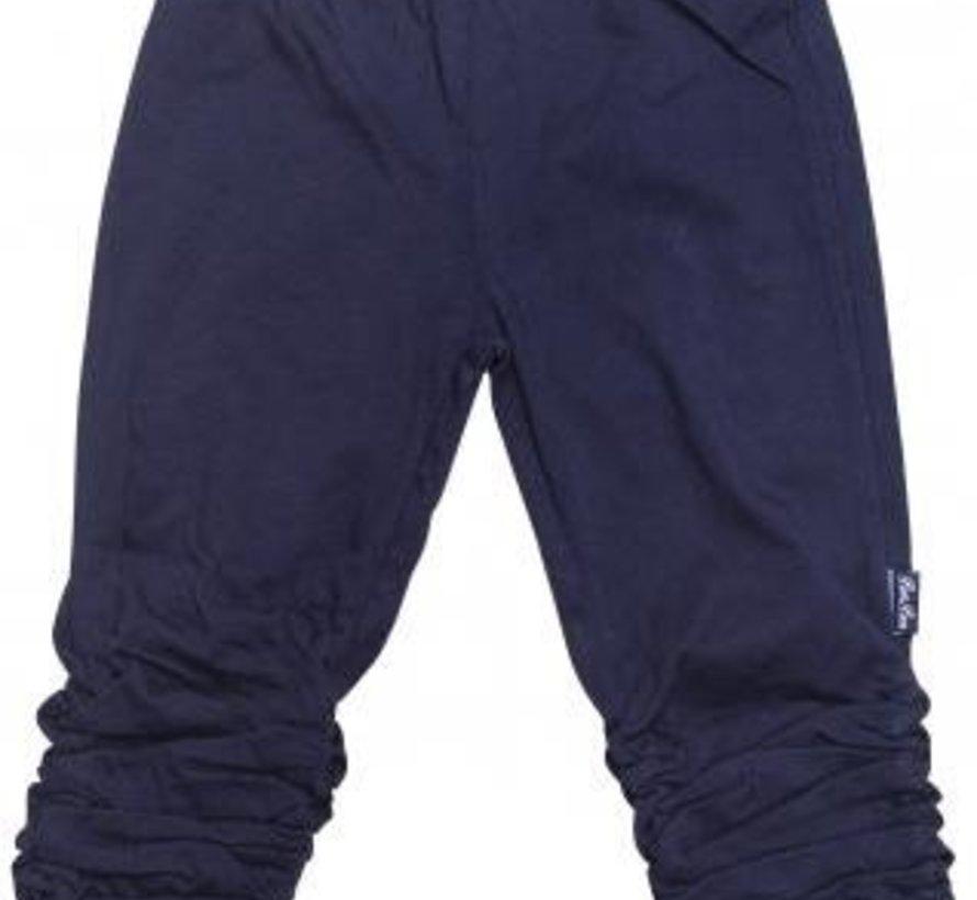 Legging navyblauw driekwart van PomPom