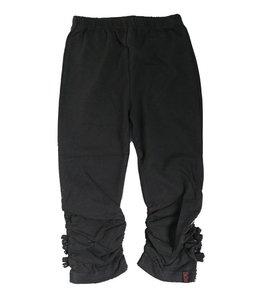 ZieZoo legging antraciet driekwart