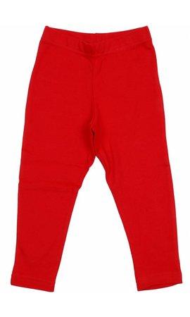 DUNS Sweden legging rood