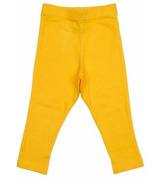 DUNS Sweden legging geel