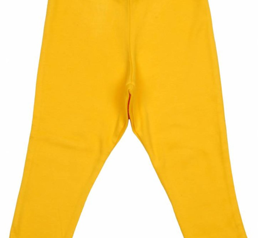 Legging geel van DUNS