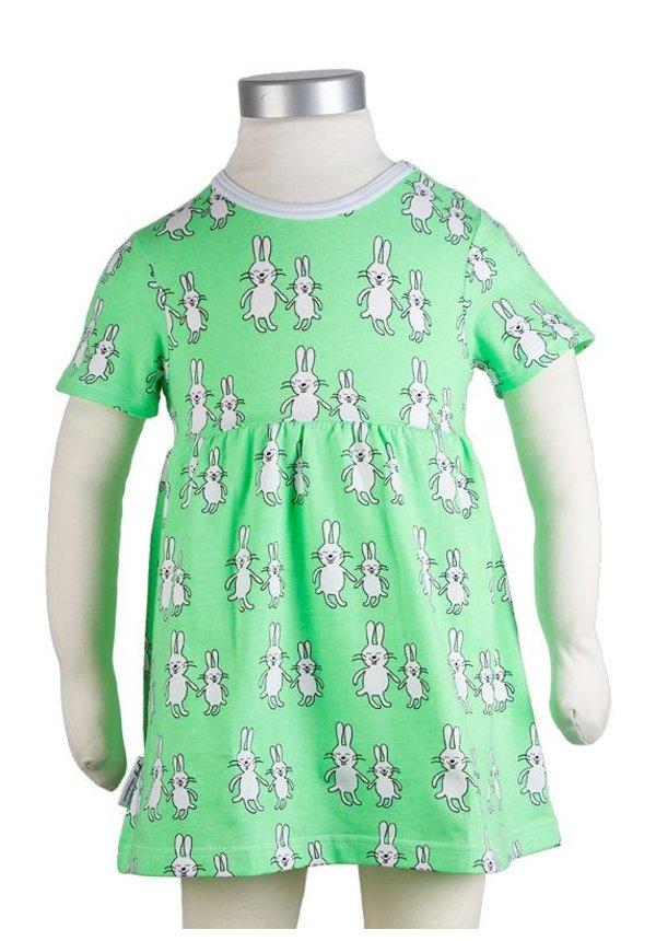 mintgroen konijnenjurkje van JNY Design