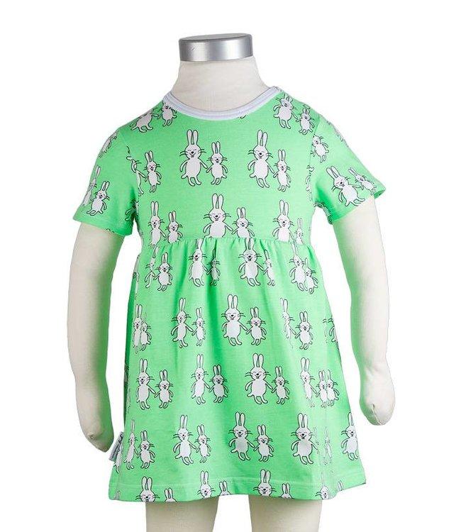 JNY Design Zomerjurkje 'funny bunny'