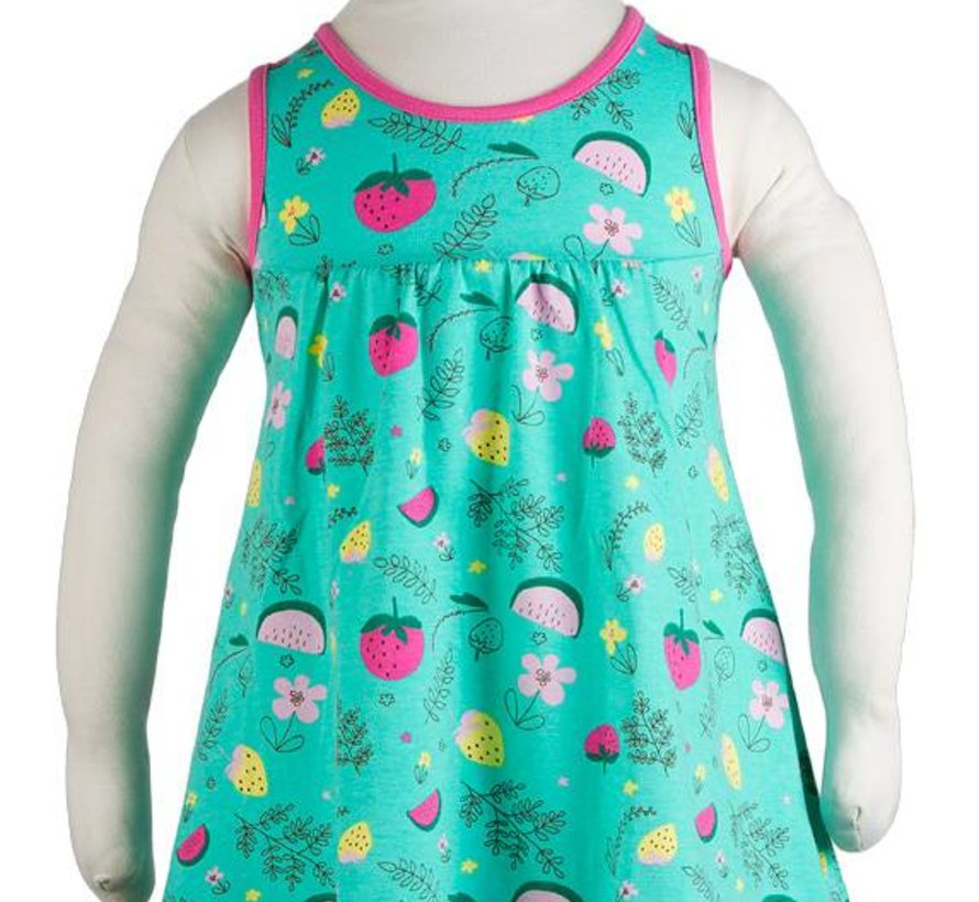 zomerfruit jurkje van JNY Design