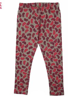 LoFff Roze brush legging, mt 98