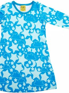 MTAF sterrenjurkje lichtblauw