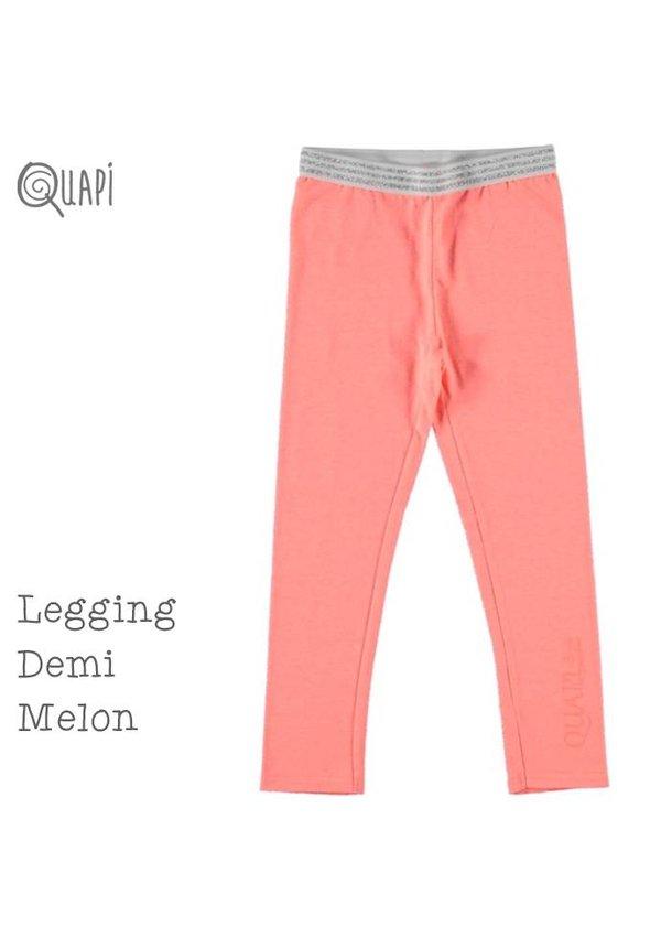Quapi legging Demi melon oranje