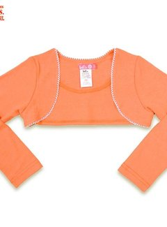 LoFff OUTLET! Bolero coral neon/oranje