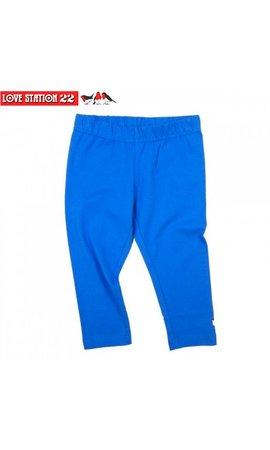 LoveStation22 Legging Robin, blauw, 3/4