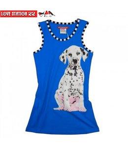 LoveStation22 Zomerjurkje Dalmatier hond