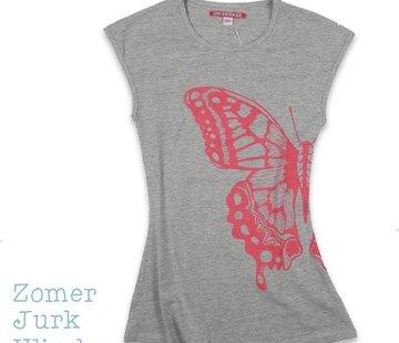 LoveStation22 Zomerjurkje Vlinder