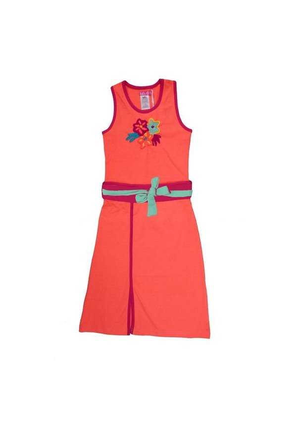 Maxidress in oranje van LoFff