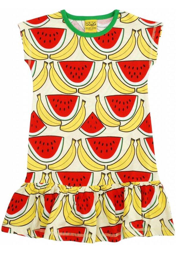 Gele fruitjurk van DUNS