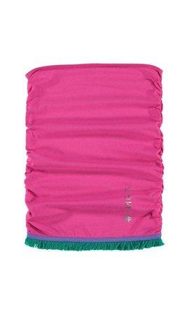 Quapi Sjaal Evita Geranium roze