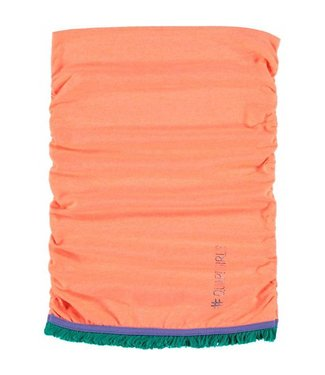 Quapi Sjaal Evita Papaya oranje