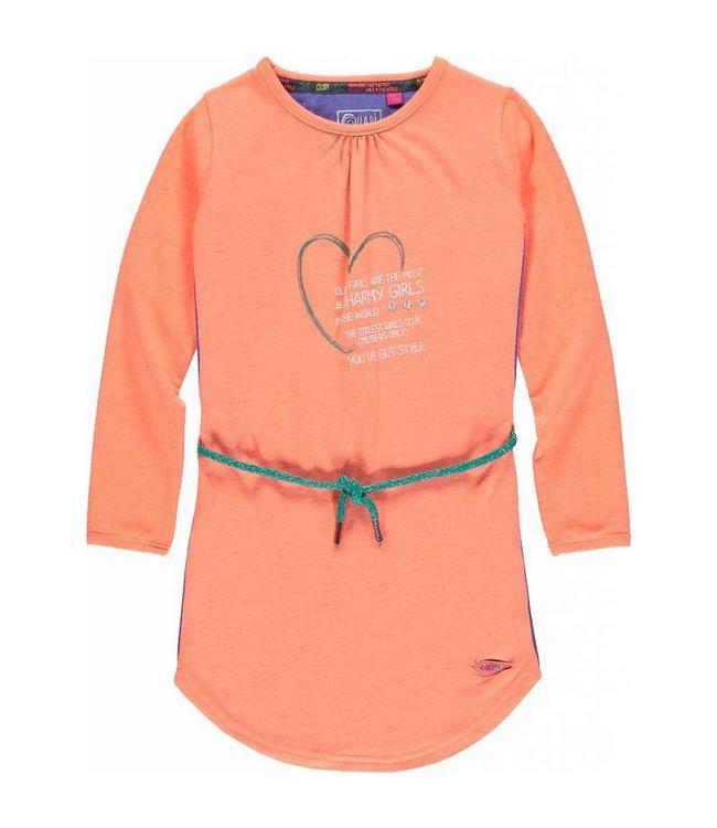 Quapi Jurkje Ellen papaya oranje