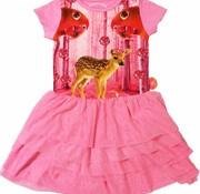 De Kunstboer Mt 98/104; Prinsessenjurkje Bambi