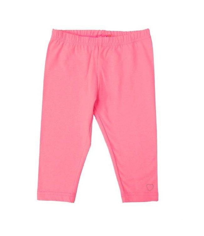 LoFff Legging 3/4 pink neon zomer 2017