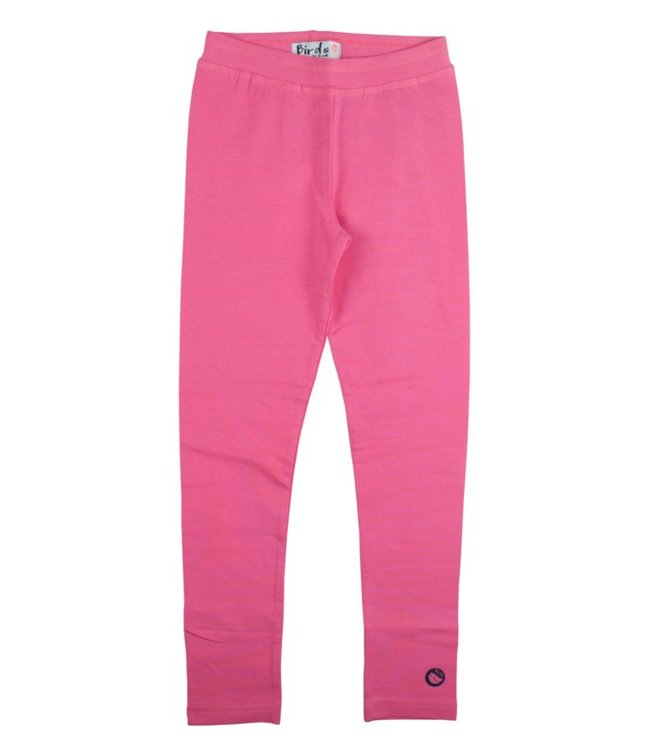 Birds by D-rak Legging pink, mt 92