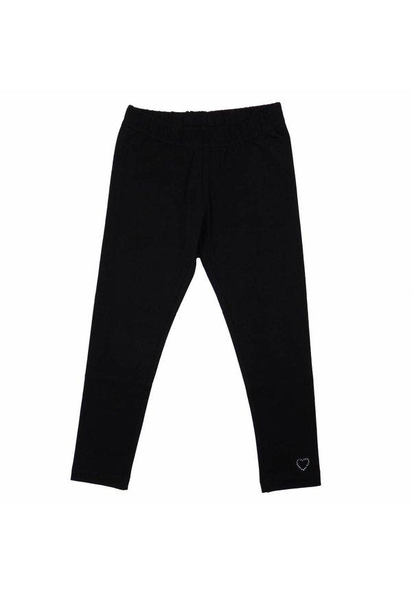 Legging lang zwart, Loff winter 2017
