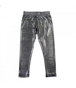 LoFff Legging lang zilver - dun