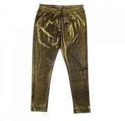 LoFff Legging lang goud - dun
