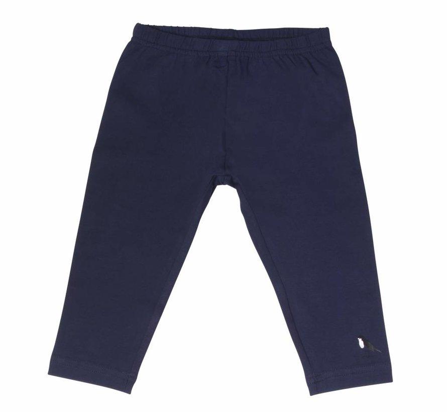 Driekwart legging, blauw, Lovestation22, zomer 2018