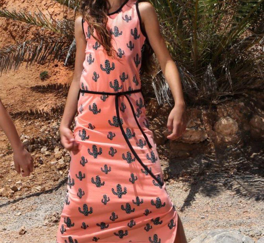 Maxi jurk Linde, Lovestation22, zomer 2018