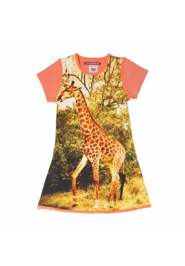 Jurkje met giraf 'Robin', Loverstation22, zomer 2018