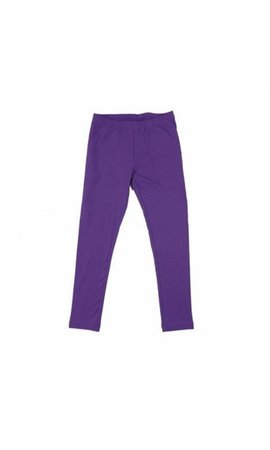 Happy nr 1  Legging paars lila, mt 152