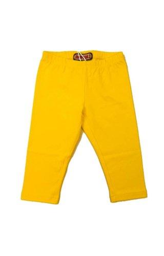 Happy nr 1  Legging geel 3/4 model