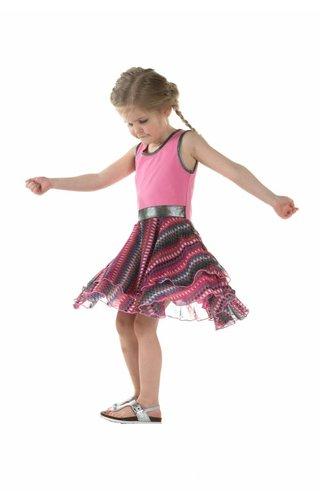 LoFff Roze dansjurkje