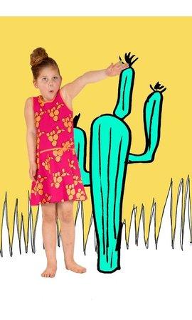 Happy nr 1  Jurkje 'Nevada' cactus oranje, zomer 2018