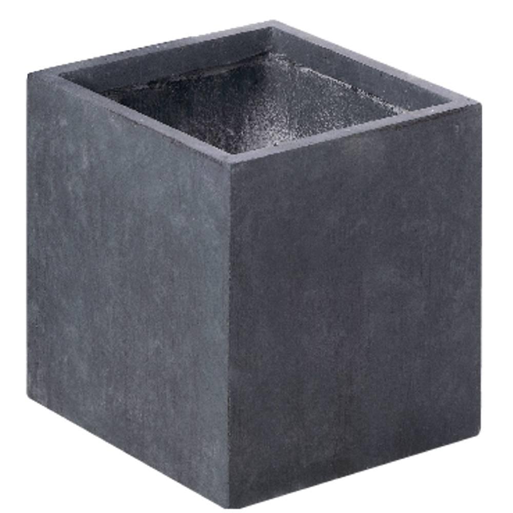plantenbak luxor vierkant 60 cm. Black Bedroom Furniture Sets. Home Design Ideas