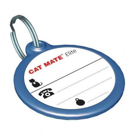 Catmate Cat Mate microchip hanger 310 Electronic I.D. Disc voor Cat Mate microchip luiken