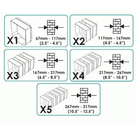 Sure Petcare SureFlap kattenluik microchip gestuurd wit