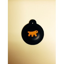 Swing microchip tag chip