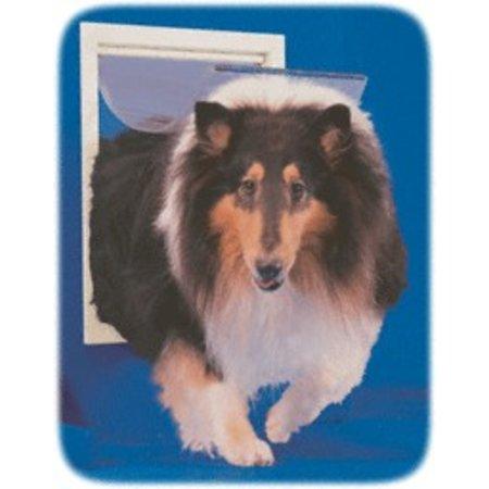 Ideal Pet Products Ideal Pet Products kattenluik transparant flexibele flap XL