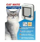 Cat Mate Cat Mate kattenluik Rotary 4 standen 358