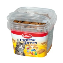 Cheese Bites in cup