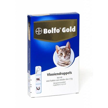 Bayer Bolfo Gold kat 40