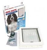 Dog Mate Hondenluik medium 215 Wit