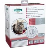 Petsafe  Microchip kattenluik Nieuw!