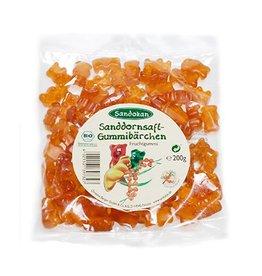 Sandokan BIO-Sanddornsaft-Gummibärchen