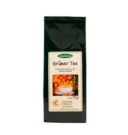 Sandokan Sanddorn-Tee-Mix 75g / Grüner Tee