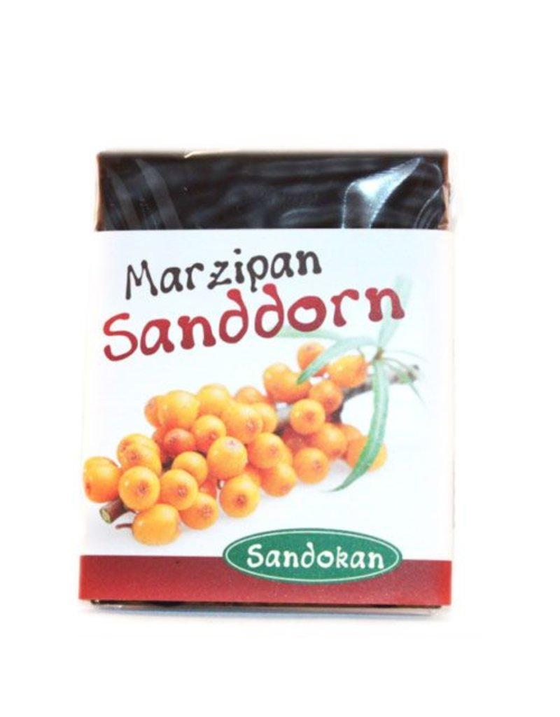 Sandokan Sanddorn-Marzipan-Schokolade 75g